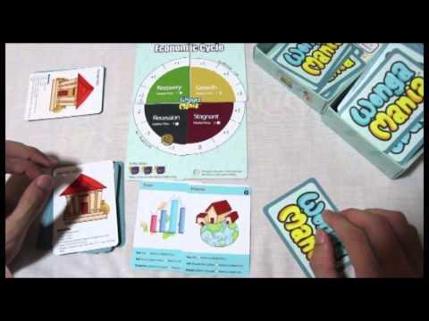 Wongamania How to Play ep 2 Stocks Properties Bonds