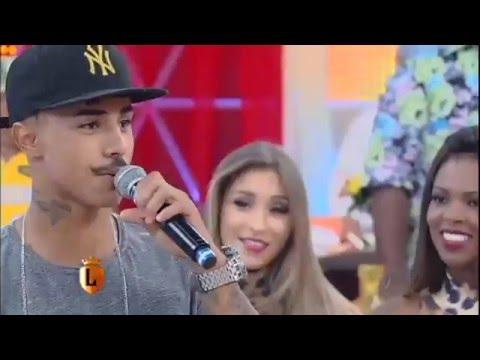 MC Livinho MC Rodolfinho e MC Delano agitam a galera com o melhor do funk no Legendários