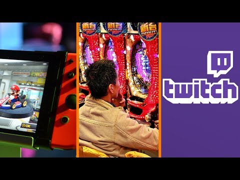 Switches for EVERYONE Pachinko Profits SOAR Twitch Crushing YouTube Gaming - The Know