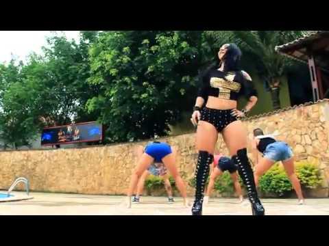 MC Maysa e as Abusadas - Faz Quadradinho que excita CLIPE OFICIAL