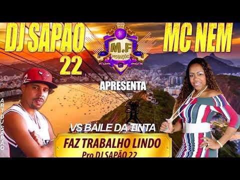 MC NEM FAZ TRABALHO LINDO DJ SAPÃO 22 TINTA