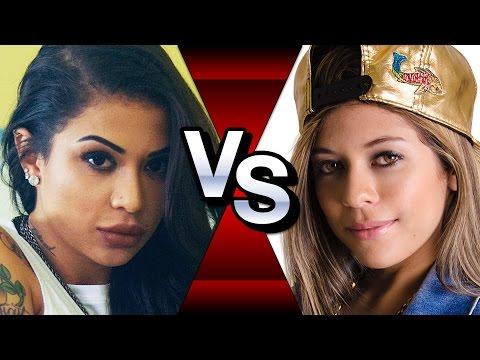 MC Marcelly contra MC Bella - Duelo das Funkeiras