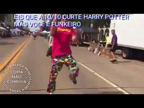 EIS QUE A 10 10 GOSTA DE HARRY POTTER MAS VOCÊ E FUNKEIRO America Memes