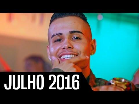 Top 10 - Musicas de Funk Mais Tocadas - Julho 2016 HD