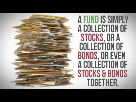 Stocks Bonds Funds - What's the Difference