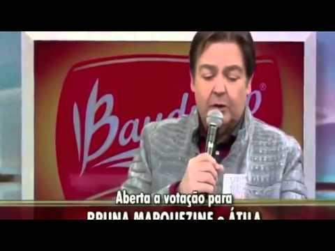 Bruna Marquezine Dança o Funk 'Ela é top' na Dança dos Famosos Domingão do Faustão 0
