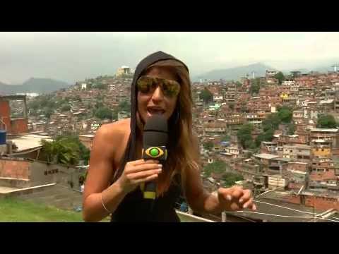Sabrina Sato no Funk Zica da Comunidade - Panico na Band