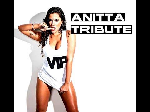 Sexy Anitta Tribute to the Brazilian Funk Princess Funkeira Explicit 1