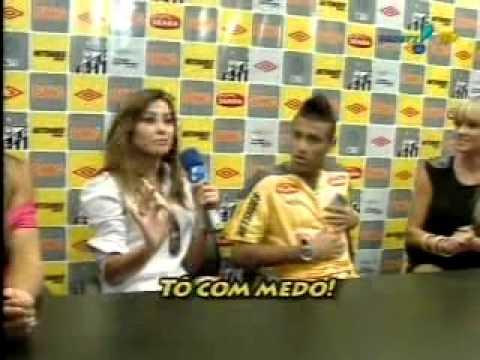 Pânico Na TV 24 04 2011 - Panicats com Neymar