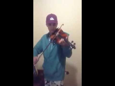 MC Livinho Tocando Violino Antes da Fama