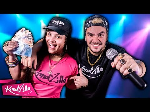 VIRAMOS MC DO KONDZILLA MC Foquinha VS MC Hambúrguer
