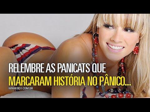 ESPECIAL A história de sucesso e fracasso das Panicats - Pânico na Band - RD1