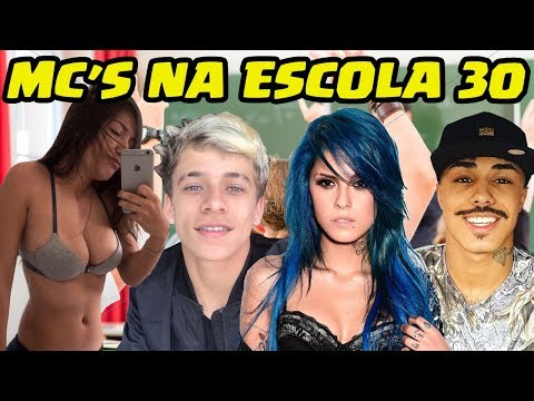 Mc's NA ESCOLA 30 Dani Russo Mc Pedrinho Tati Zaqui Mc Livinho e Mc Don Juan