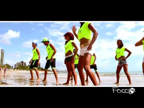 Play WaY - Parara Tibum - Coreografia Cia Kebraê - Clip Oficial HD - 2016