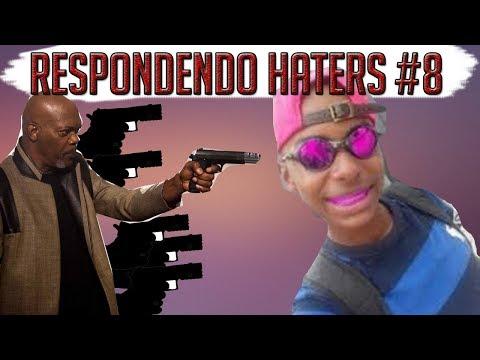 VOU MATAR FUNKEIROS - RESPONDENDO HATERS 8