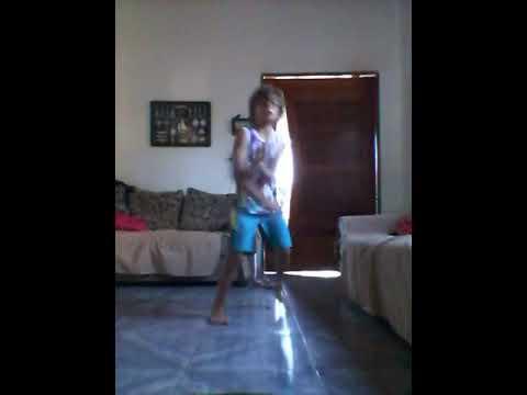 Minha coreografia destrava no quadradinho do Dynho Alves
