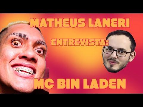 MC Bin Laden fala sobre viagem ao Egito Anitta cena funk e muito mais