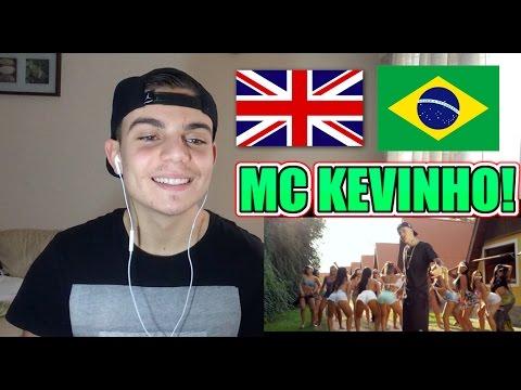 MC Kevinho - O Grave Bater KondZilla - Reaction