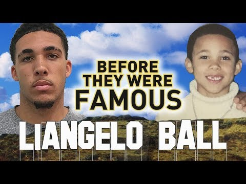 LIANGELO BALL - Before They Were Famous - CHINA ARREST UCLA