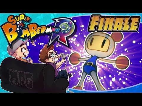 Super Bomberman R - So Much Pachinko FINALE