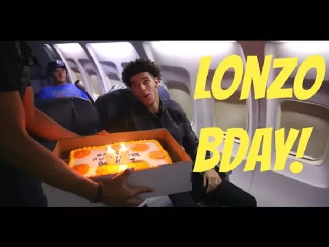 Ball In The Family Episode 11 Ball Family Reality Show Lonzo Ball Birthday