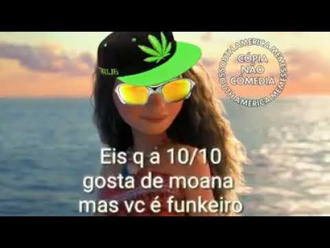 Moana funkeira 10 10