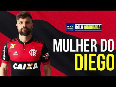 As Mulheres dos Jogadores do Flamengo 2017 SÓ GATAS