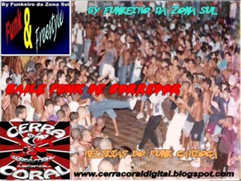 Morro do Andarai Dandão Voltou Baile de Corredor RJ