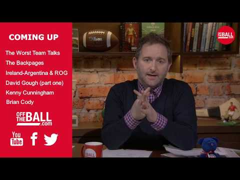 Off The Ball AM full show - When Quinlan met Kenny