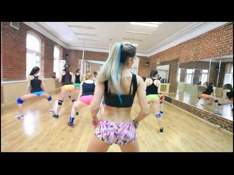 Booty dance Twerk Яна Медвудчук