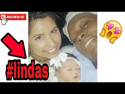 Neném da dupla com Pepê dá à luz primeira filha