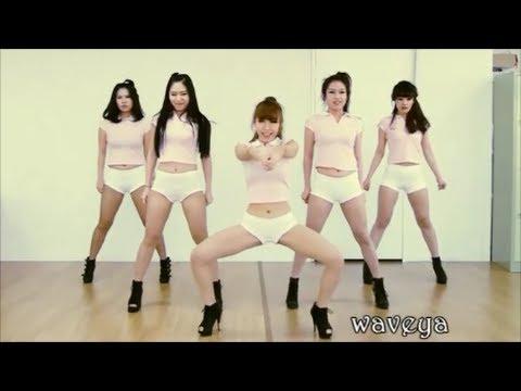 PSY GENTLEMAN BAILE - COREOGRAFIA -DANCE