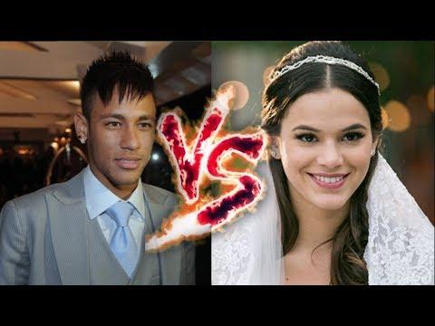 Olha O Que Neymar Falou que vai se casar com Bruna Marquezine