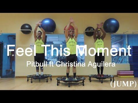 Feel This Moment Remix - Pitbull ft Christina Aguilera - Free Jump borapular AERO JUMP
