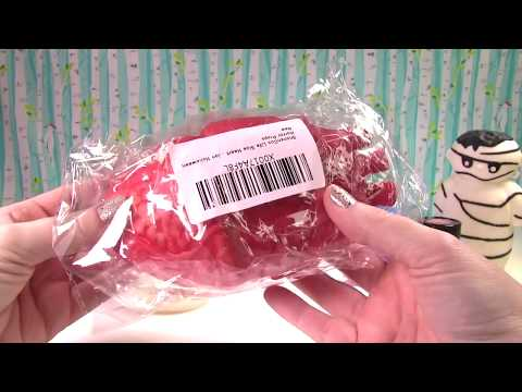 Squishy Toys What is Inside Mummy Splat Ball Fizzy Toy Show