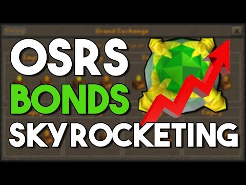 Why Are Bonds Skyrocketing In Price November Market Analysis for Oldschool Runescape OSRS