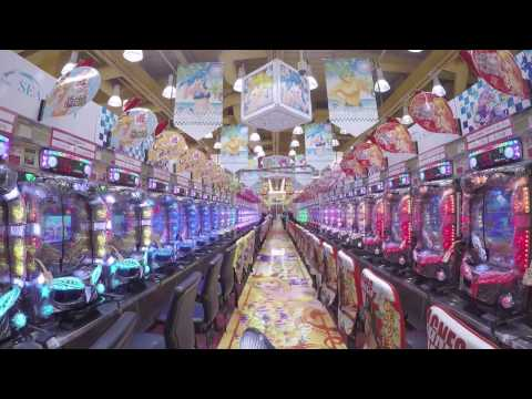 The Loudest Place in Japan A Japanese Pachinko Parlor