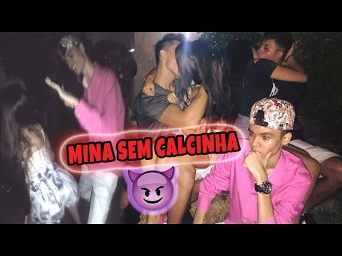 MINA SEM CALCINHA KISS CAM E FOTO FAMOSA