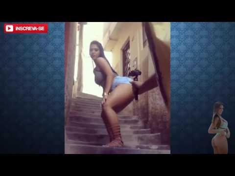 Morena Gostosa Dançando na Favela pros Playboy
