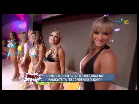 Pânico na Tv - Quem é a PaniCat Surfistinha do Pânico - Dia 04 09 2011