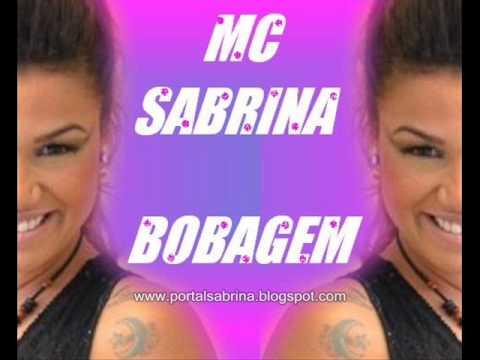 Mc Sabrina - Bobagem