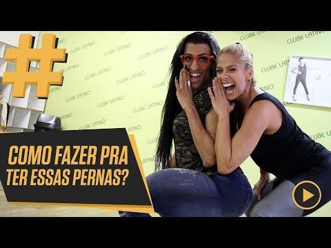 SaÍ da Dança Dos Famosos e Virei Funkeira com Mulher Pepita Adriane Galisteu
