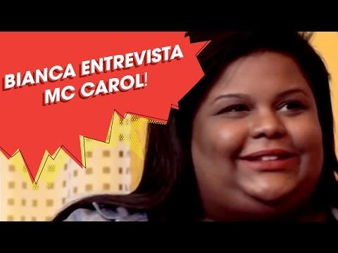 Bianca Jahara entrevista Mc Carol no Penetra Só Para Maiores Sexy Hot