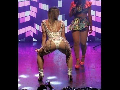Anitta e Kelly Key sensualizam no Circo Voador 03 01 2016