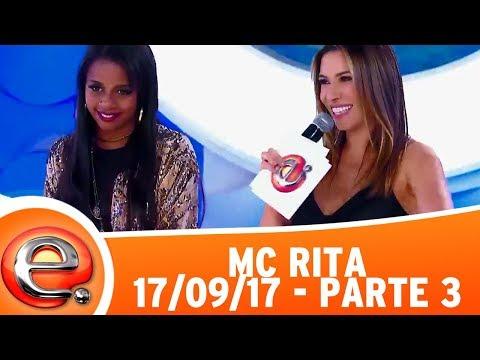 Mc Rita - Parte 3 Programa Eliana 17 09 17