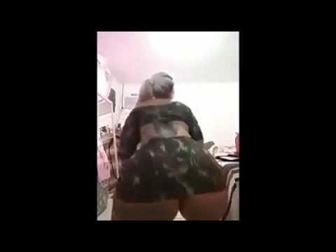 Loira do exercito dançando funk