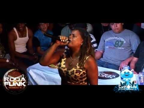 MC Tati Quebra Barraco Pela primeira vez na Roda de Funk Full HD
