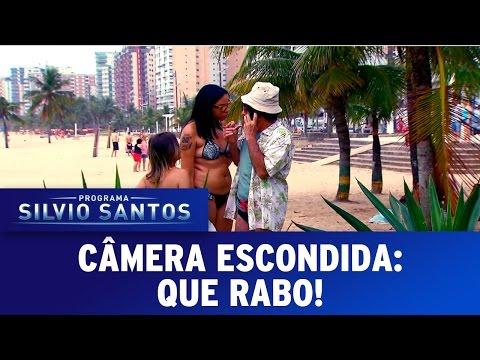 Câmeras Escondidas 24 04 16 - Que Rabo