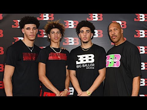 Dan Patrick Weighs in on LaVar Ball Taking LiAngelo and LaMelo to Lithuania 12 12 17