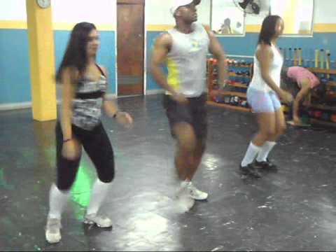 MC Rose Bumbum - Hipnotizar - Professor Cleberson - Coreografia wmv